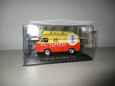 FIAT 238-PLASMON-1967 VEICOLI PUBBLICITARI SCALA 1:43