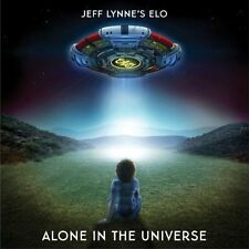 JEFF LYNNE'S ELO Alone In The Universe CD NEW E.L.O. Electric Light Orchestra