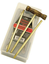 Traditions * Deluxe Ramrod Set  50 Cal Brass *   # A1202   New!