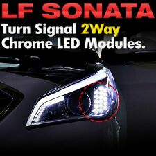 Turn Signal 2Way LED Module Chrome Version for HYUNDAI 2015-2016 LF Sonata i45