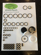 P38 Range Rover EAS Valve Block & Compressor Piston Seal Complete Repair Kit