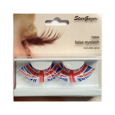 Stargazer False Eyelashes Eye Lashes Union Jack No.85