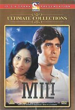 MILI (AMITABH )1975- NEW ORIGINAL HIGH QUALITY BOLLYWOOD DVD