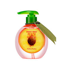 [Holika Holika] Farmer's Market Peach Shower Gel 240ml