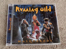 RUNNING WILD - Masquerade - CD