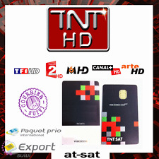 TNTSAT Carte Viaccess V5 TNT SAT HD Satellite Decodeur Demodulateur Strong Optex
