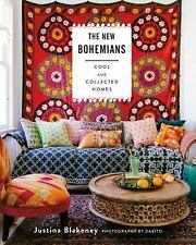 The New Bohemians : Cool and Collected Homes by Justina Blakeney (2015,...