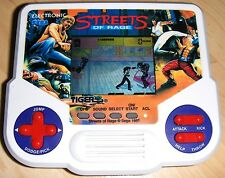 Streets Of Rage (Tiger Handheld 1991) ULTRA RARE NICE!!!
