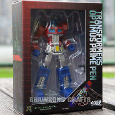 TRANSFORMERS CHARACTER TOY OPTIMUS PRIME CONVOY PEN ACTION FIGURE