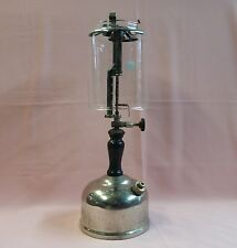 1937 ANTIQUE COLEMAN LANTERN LAMP Table w/ GLASS SHADE L@@K