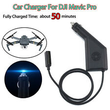 Battery Car Charger Adapter for DJI Mavic PRO 4K Camera Drone Quadcopter Outdoor