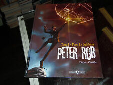 Peter Rob, Tome 1: Deus Ex Machina. Pistis, Casillo