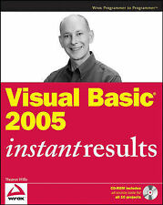 Visual Basic 2005 Instant Results, Thearon Willis