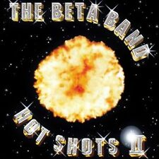 Hot Shots II by The Beta Band (CD, Jul-2001, Astralwerks/Regal)