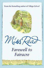 Farewell to Fairacre by Miss Read (Paperback, 2010)