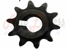 "10 TOOTH SPROCKET GEAR 40 41 5/8"" GO KART FITS COMET TAV2 30 FOR MANCO YERF DOG"