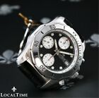 LORENZ [Swiss] Professional Automatic 200m Chronograph Watch Valjoux Cal. 7750