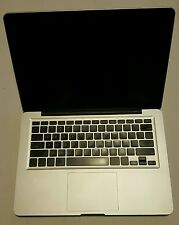 MacBook A1278 13-inch Aluminum, Late 2008, intel core 2 duo, 2 GHz  housing only