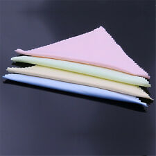 100pcs Microfiber Clean Glasses Lens Cloth Wipes For Eyeglass Cleaning Cloth