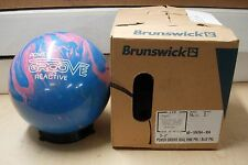 "a5 14# 6oz, TW 3.1, 3-4""  Mexico Brunswick POWER GROOVE REACTIVE pink/blue prl"