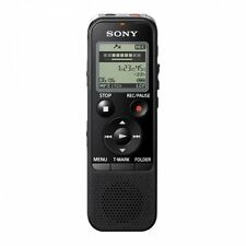 Sony Digital Voice Recorder Stereo 4GB Flash Memory USB MicroSD Card Slot MP3