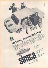 Simca-1000-1963-Reklame-Werbung-genuineAdvertising-nl-Versandhandel