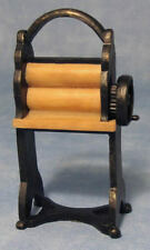 Mangle, Doll House Miniature. 1.12th Scale Miniatures, Laundry