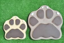 Beast's Paws (Dog,Cat) Stepping Stone Mold Concrete Mould for garden path