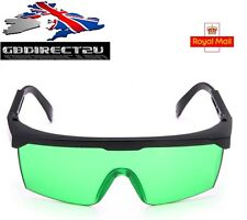 NEW 2016 UK Blue-violet Laser Safety Glasses Laser Protective Goggles Eyewear