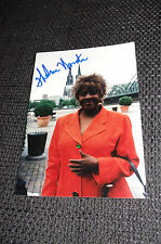 THELMA HOUSTON signed Autogramm auf 13x18 cm Foto InPerson LOOK