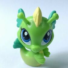 Littlest Pet Shop Harmony Kampo seahorse #59 Pets In The City figure rare toy