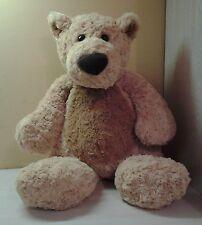 """Brown Teddy Bear Toys R Us Geoffrey Large 24"""" stuffed animal Plush"""