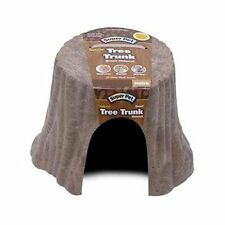 Kaytee Super Pet NATURAL TREE STUMP HIDEOUT Small Animals SMALL