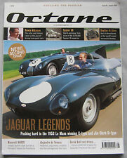 Octane 08/2003 No 2 featuirng Jaguar, Bentley, Spyker, Maserati, ISO Griffo