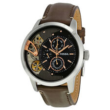 Fossil Townsman Chronograph Automatic Mens Watch ME1163