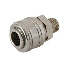 "Euro air line compressor  1/4"" BSP FITTING  Male Thread Quick release Coupling"