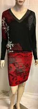 Desigual Stretchy dress size S Partly Lined