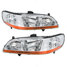 2001-2002 HONDA ACCORD 2/4DR VISION SPORT STYLE LEFT+RIGHT HEADLIGHTS ASSEMBLY