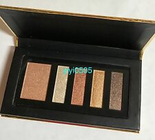 Lancome Color Design Palette Eyeshadow (4)&Blush (1) Travel Size WARM Night New