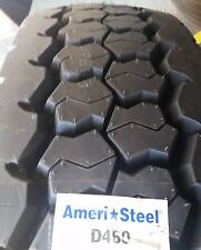 (10-Tires) 11R22.5 tires General 8- D460 Drives & 2- S360 Steers tire 11225 USA
