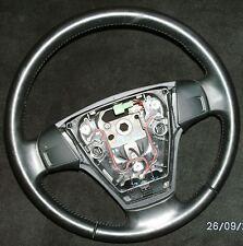 original Lederlenkrad, schwarz (8687459) für Volvo S40/C30/V50 - ohne Airbag