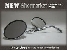 [5.K5]KAWASAKI KE100 KE125 KE175 KE250 KM100 KS125 KV100 MIRROR*CHROME*[10/16MM]