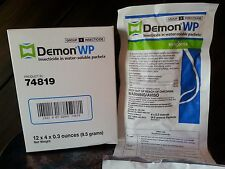 Demon WP Insecticide 1 pouch (4 packets) 40% Cypermethrin