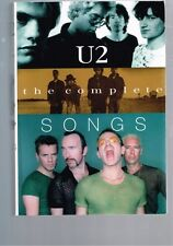 U2 - The Complete Songs