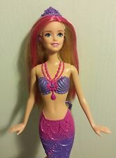 Barbie Bubble-Tastic Mermaid Doll Spinning Fin Blonde