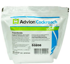 Advion Roach Bait  Arena 60 Stations German Roach Killer Food SHIPS TO NEW YORK