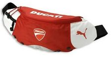 New DUCATI PUMA Red Waist Bag Pouch Sport Wallet Organizer Shoulder Fanny Pack
