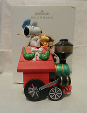 2009 Hallmark All Aboard For Holiday Fun! (New )