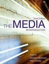 The Media : An Introduction by Daniele Albertazzi and Paul Cobley (2009, Paperba