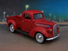 1938 38 FORD 1/2 TON PICKUP TRUCK 1/64 SCALE DIECAST COLLECTIBLE MODEL - DIORAMA